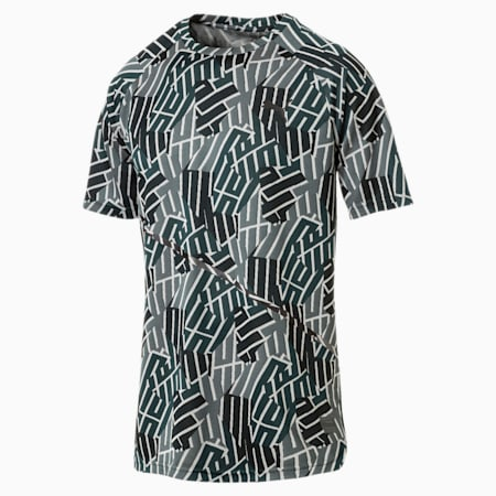 BND Tech Men's Training Tee, Ponderosa Pine, small-SEA