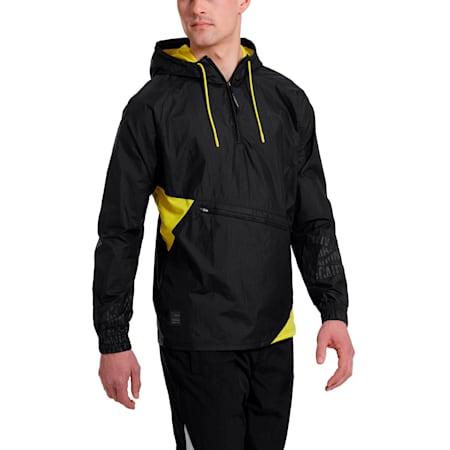 CAUTION Lightweight Men's Jacket, Puma Black, small
