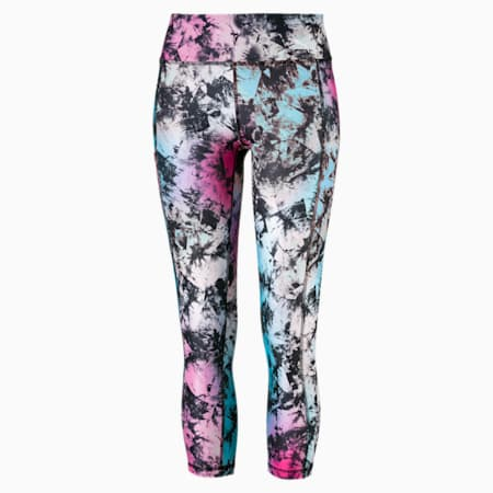 Stand Out Women's Training Leggings, puma black-Multi color, small