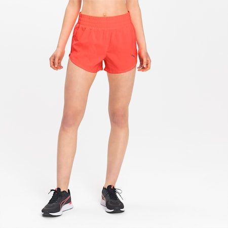 "Ignite 3"" Women's Shorts, Ignite Pink, small"
