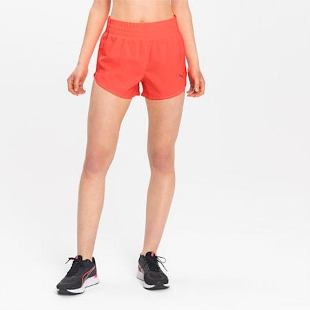 Keep Up Damen Kurze Shorts, Ignite Pink, small