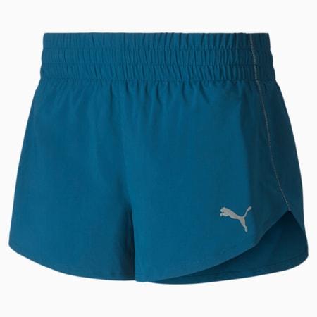 Ignite Women's Shorts, Digi-blue, small