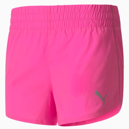 """Ignite 3"""" dryCELL Women's Shorts, Luminous Pink, small-IND"""