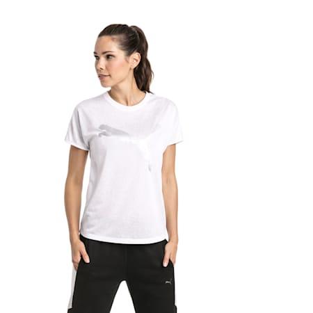 A.C.E. クルーTシャツ, Puma White, small-JPN