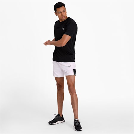 Men's Training Tee II, Puma Black, small-IND