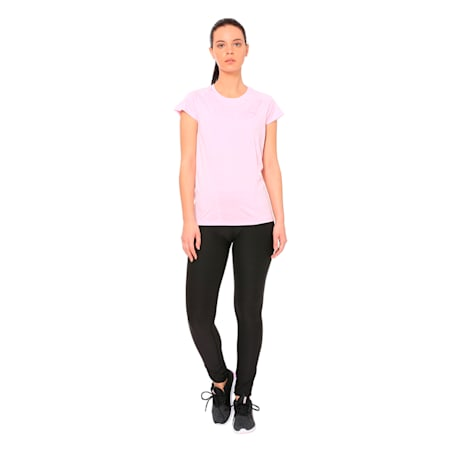 DeLite Women's Tee, Pale Pink Heather, small-IND