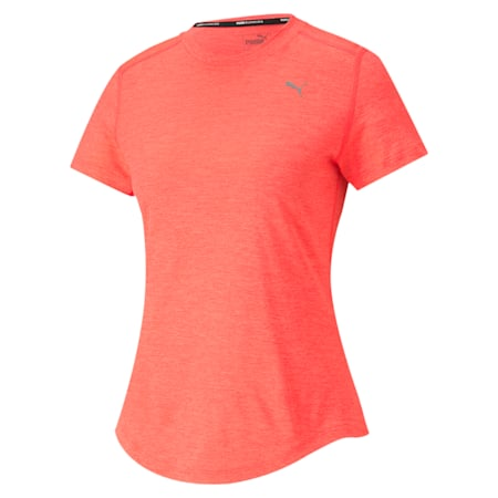 IGNITE dryCELL Heather Women's  T-shirt, Ignite Pink Heather, small-IND