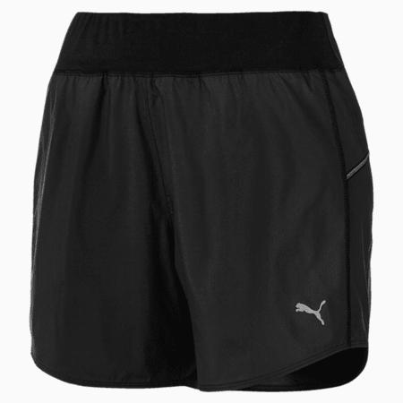 "IGNITE Women's 5"" Running Shorts, Puma Black, small-SEA"