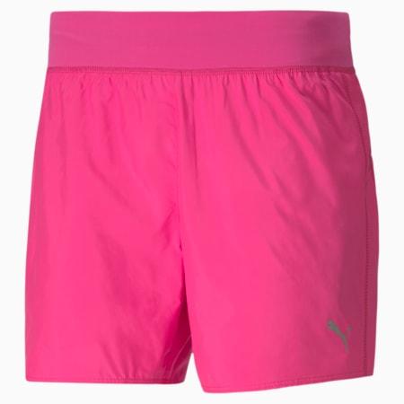 """IGNITE Women's 5"""" Running Shorts, Luminous Pink, small-SEA"""