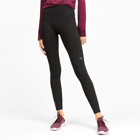 IGNITE Women's Running Tights, Puma Black, small