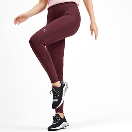 Ignite Women's Long Leggings, Vineyard Wine, small