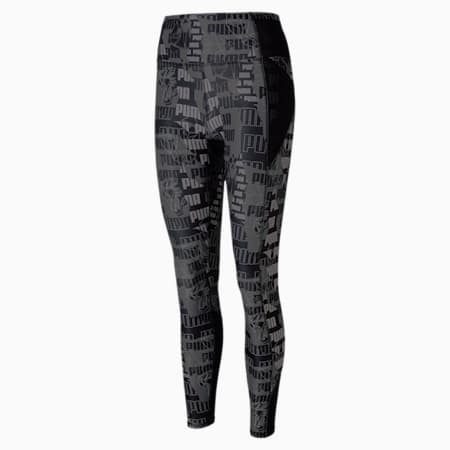 Be Bold 7/8 dryCELL Women's Training Leggings, Ultra Gray-AOP, small-IND