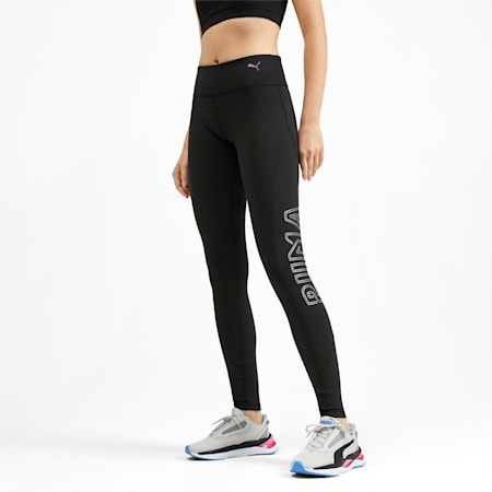 Be Bold Women's Training Leggings, Puma Black, small-IND