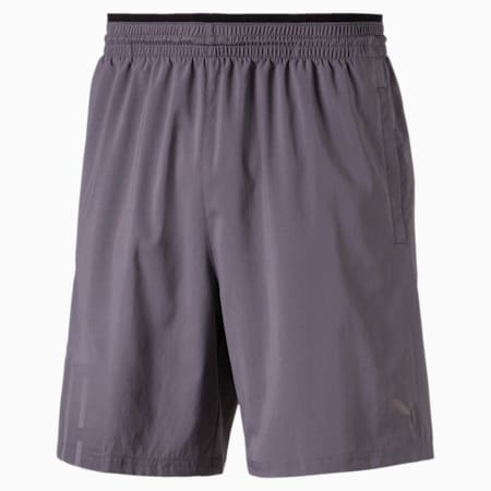 Collective Men's Woven Shorts, CASTLEROCK-Gibraltar Sea, small