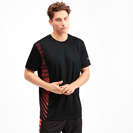 Collective Men's Tee, Puma Black, small