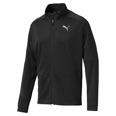 PUMA Blaster dryCELL Men's Jacket, Puma Black, small-IND