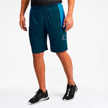 PUMA Cat Men's Shorts, Gibraltar Sea-French Blue, small