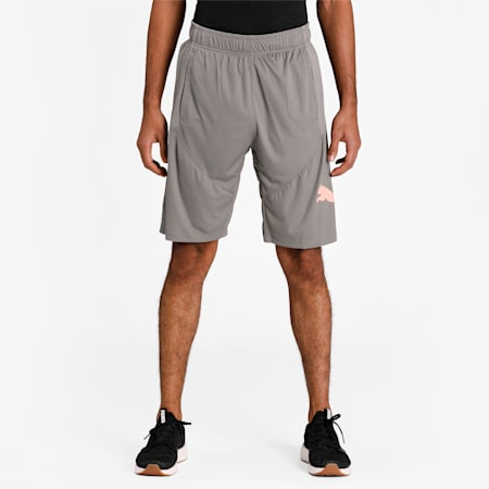 Cat dryCELL Men's Training Shorts, Ultra Gray, small-IND