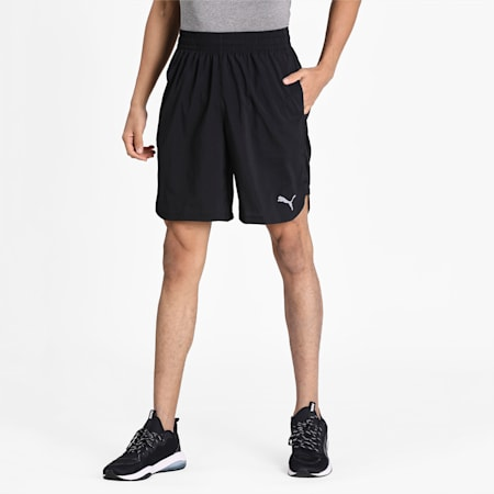 Woven dryCELL Men's Training Shorts, Puma Black, small-IND