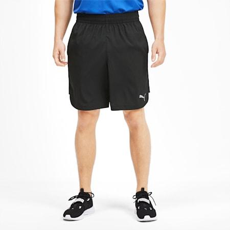 Shorts de punto PUMA para hombre, Puma Black, pequeño