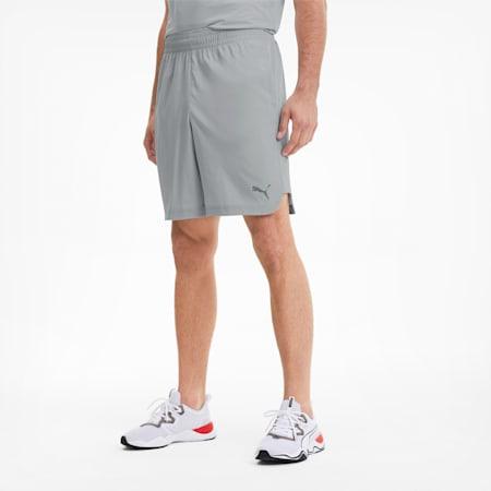 Shorts de punto PUMA para hombre, High Rise, pequeño