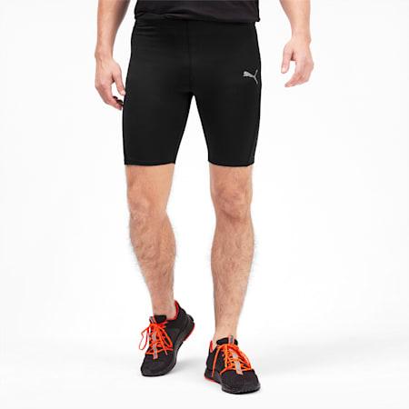 IGNITE Tight Men's Running Shorts, Puma Black, small-SEA