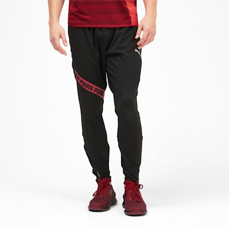 GetFast Excite Men's Sweatpants, Puma Black, small