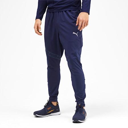 GetFast Excite Men's Sweatpants, Peacoat, small