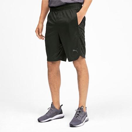 Reflective Vent Men's Shorts, Puma Black, small-IND