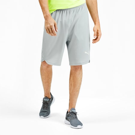 Reflective Vent Men's Shorts, High Rise, small-IND
