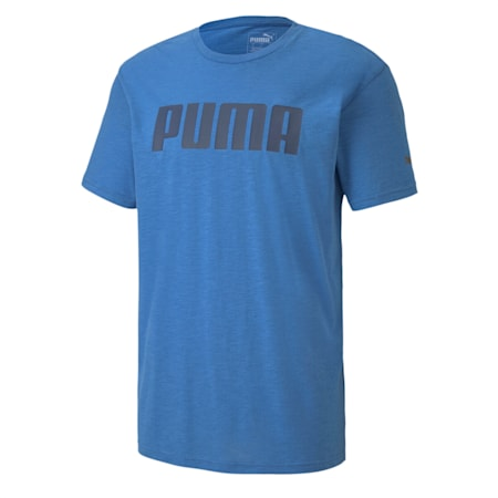 dryCELL Short Sleeve Men's T-Shirt, Palace Blue, small-IND