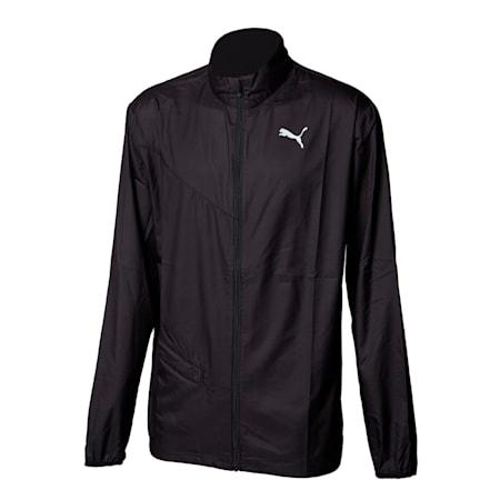 이그나이트 우븐 자켓/Ignite Woven Jacket, Puma Black-Puma Black--black, small-KOR