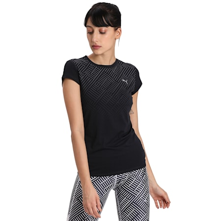 Last Lap dryCELL Graphic T-Shirt, Puma Black, small-IND