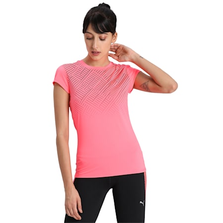 Last Lap dryCELL Graphic T-Shirt, Ignite Pink, small-IND