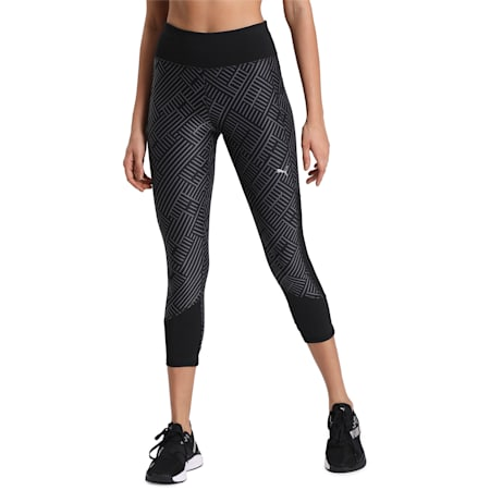 Last Lap 3/4 dryCELL Graphic Tight, Puma Black, small-IND