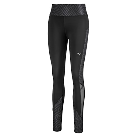 Last Lap Graphic dryCELL Long Tight, Puma Black, small-IND