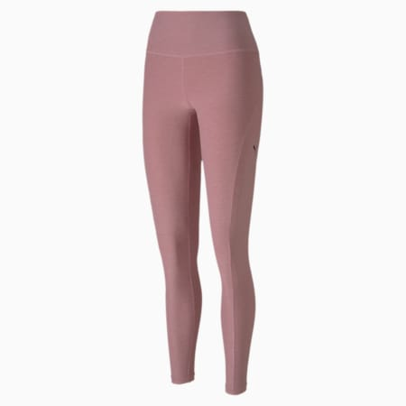 Luxe Eclipse 7/8 Women's dryCELL Tights, Foxglove Heather, small-IND