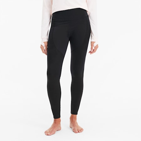 Studio Porcelain Women's Training Tights, Puma Black, small