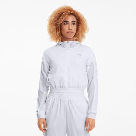Be Bold Women's Woven Jacket, Puma White, small