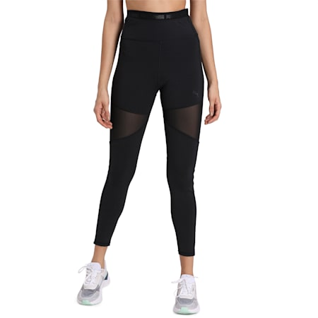 Be Bold Thermo-R+ Women's Tights, Puma Black, small-IND