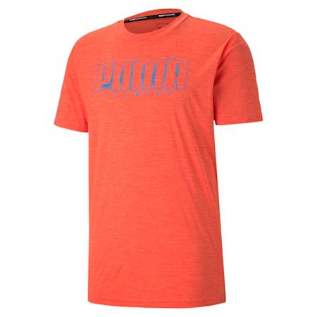 Last Lap Slogan dryCELL T-Shirt, Lava Blast, small-IND