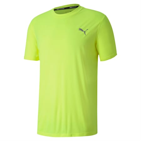 Last Lap dryCELL T-Shirt, Yellow Alert, small-IND