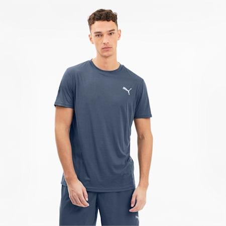 Last Lap dryCELL T-Shirt, Dark Denim, small-IND