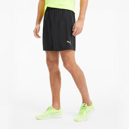 Last Lap 2-in-1 Herren Running Shorts, Puma Black, small