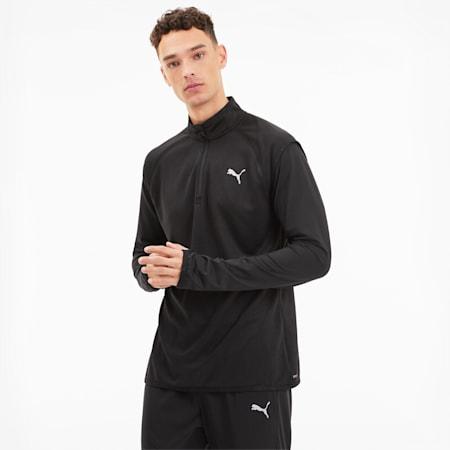 Last Lap Midlayer dryCELL T-Shirt, Puma Black, small-IND