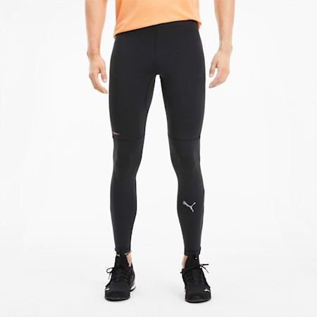 Last Lap Thermo R+ Men's Training Tights, Puma Black, small