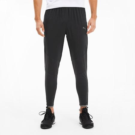 Last Lap Men's Tapered Pants, Puma Black, small