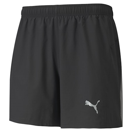 """Ignite Session 5"""" dryCELL Short, Puma Black-CASTLEROCK, small-IND"""