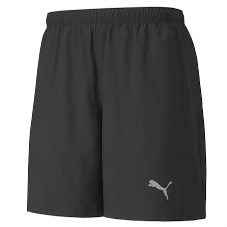 """Ignite Session 7"""" dryCELL Short, Puma Black, small-IND"""