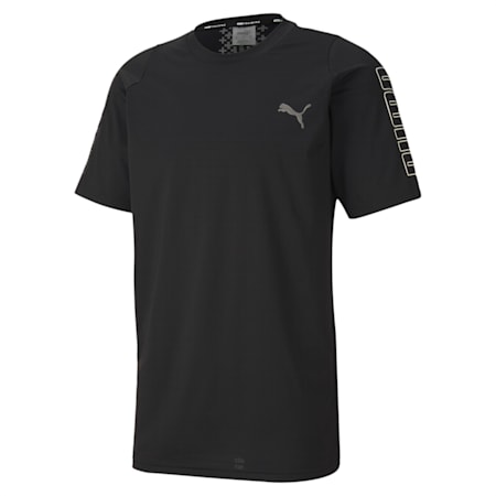 Power THERMO R+ dryCELL Men's Training T-Shirt, Puma Black, small-IND